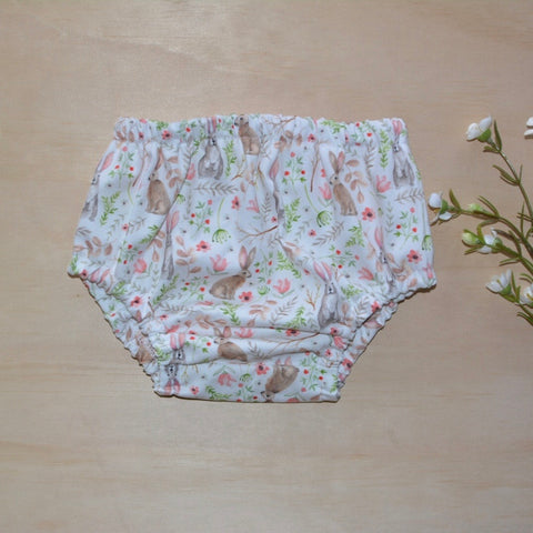 Bloomers - Floral Bunny