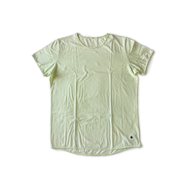 Men's EVERYDAY Acid Wash Tee - Lime Green