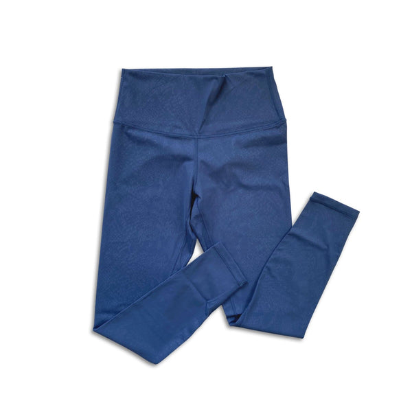 Bare Classic 7/8 Pant - Blueberry Snake