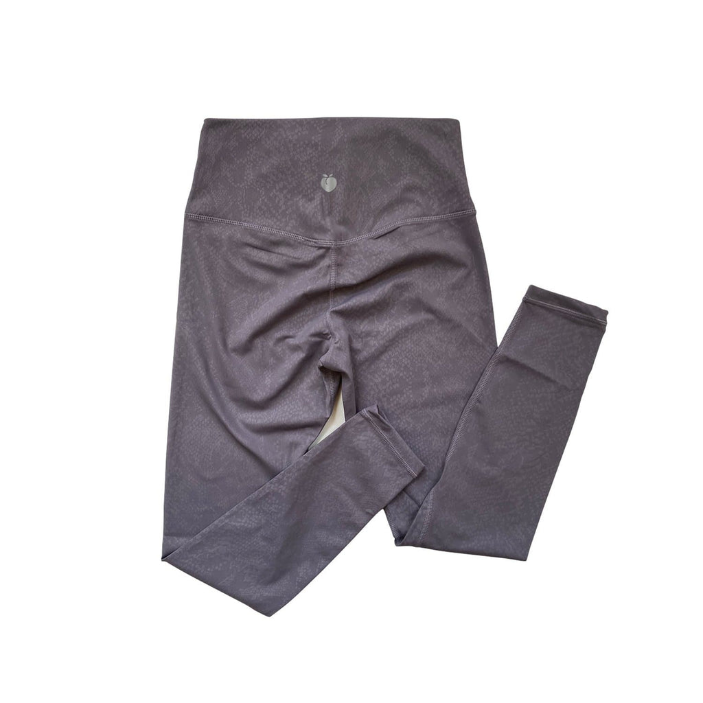 Bare Classic 7/8 Pant - Grape Snake