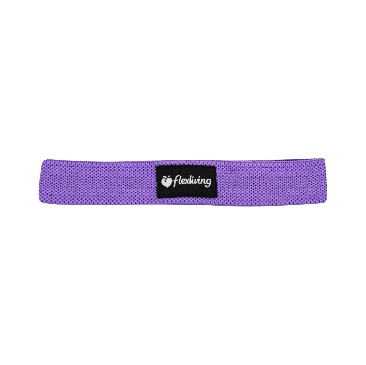 "Purple 1"" Narrow Grippy Booty Band"