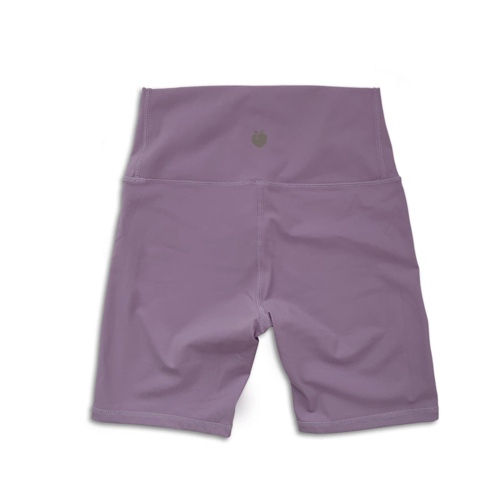Sleek Biker Short - Lavender