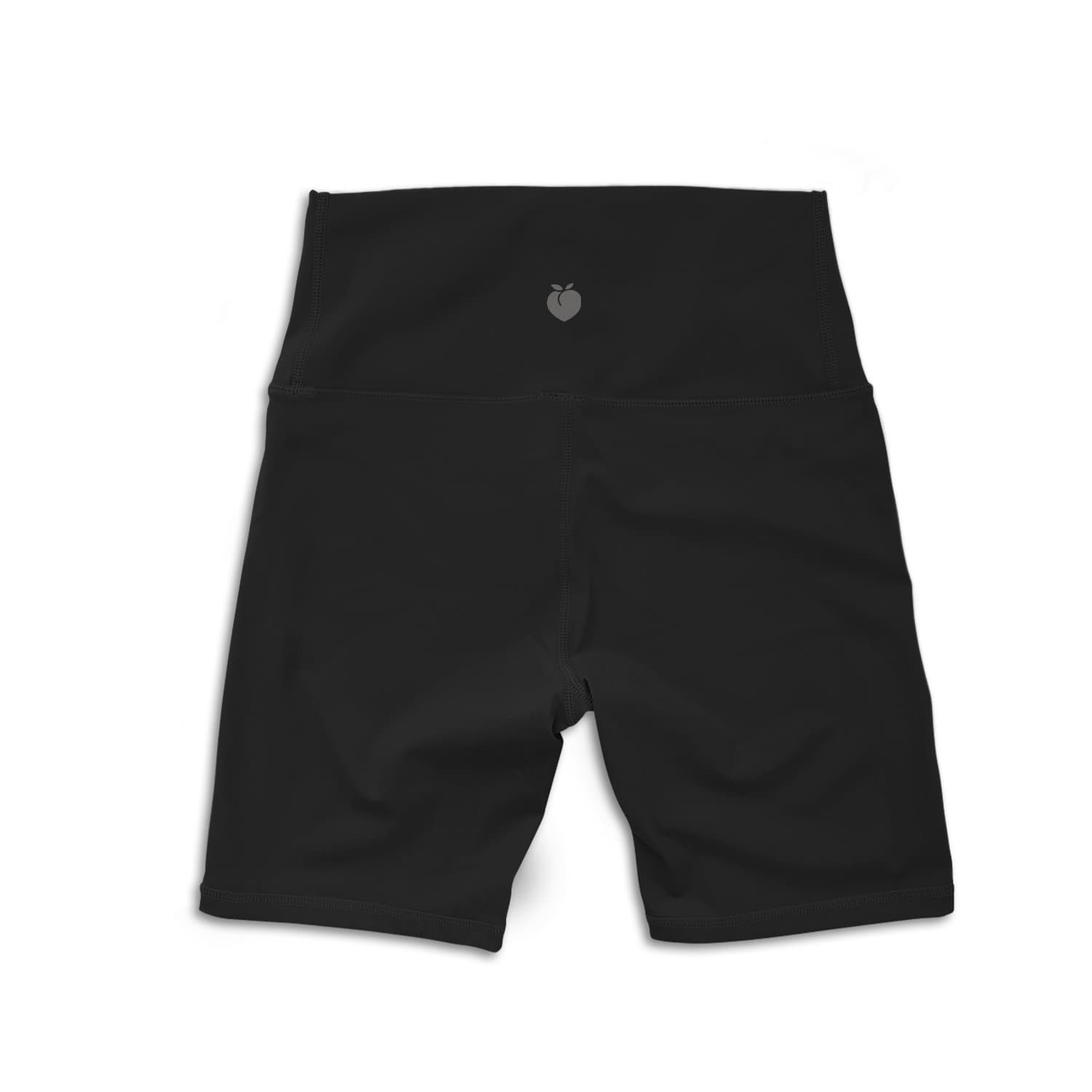Sleek Biker Short - Black