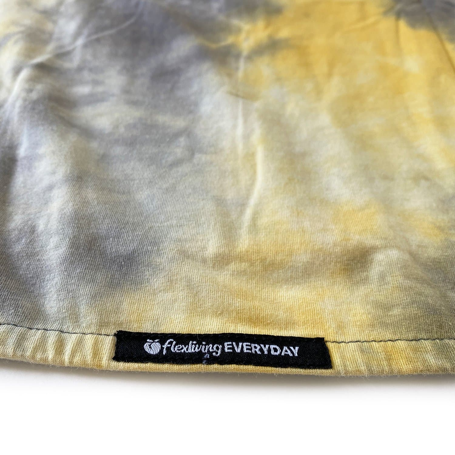 Men's EVERYDAY Acid Wash Tee - Tie Dye Yellow