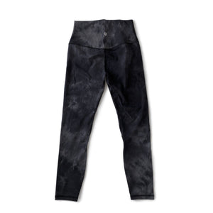 Bare Classic 7/8 Pant - Acid Charcoal