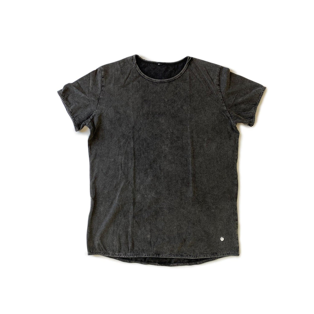 Men's EVERYDAY Acid Wash Tee - Black