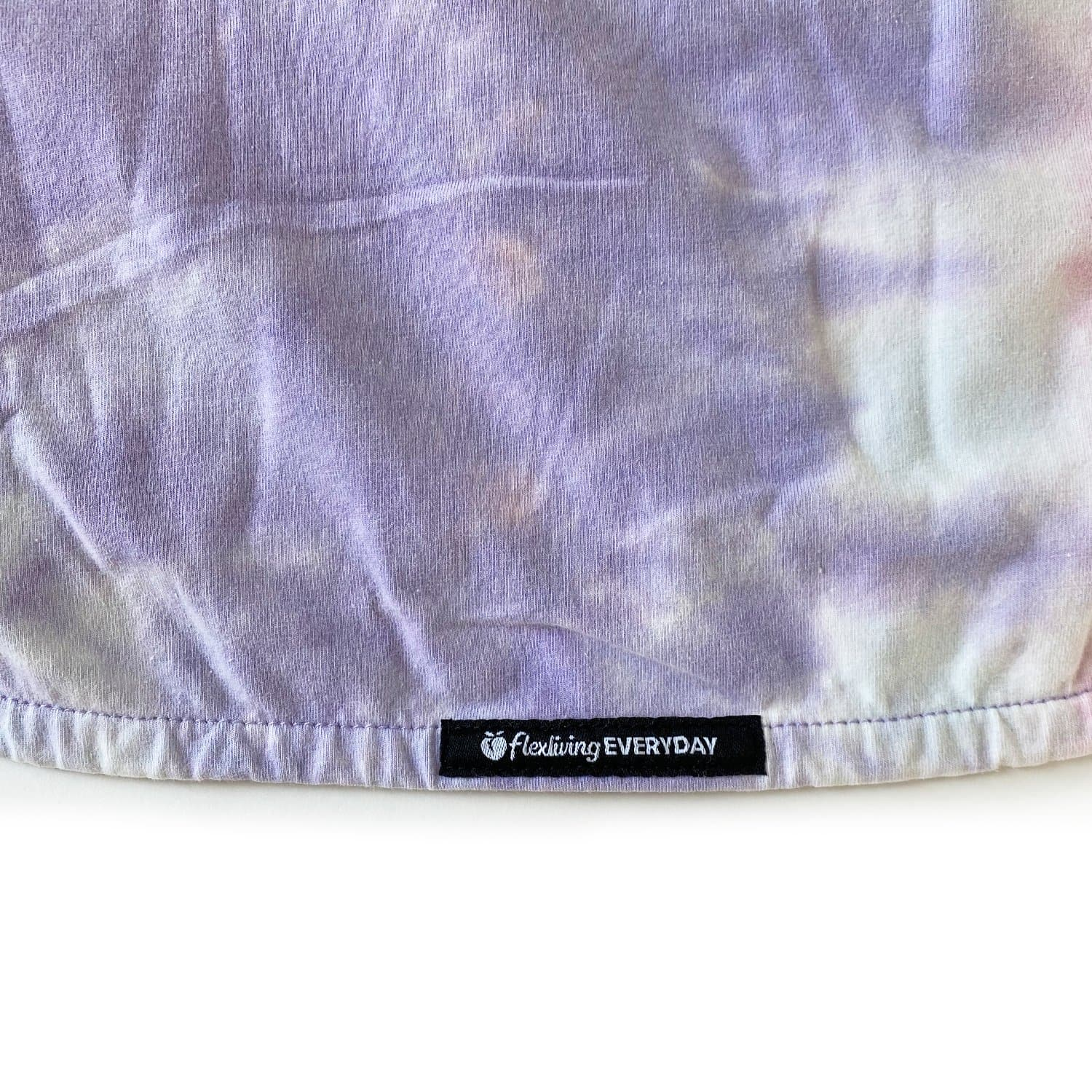 Men's EVERYDAY Acid Wash Tee - Tie Dye Purple