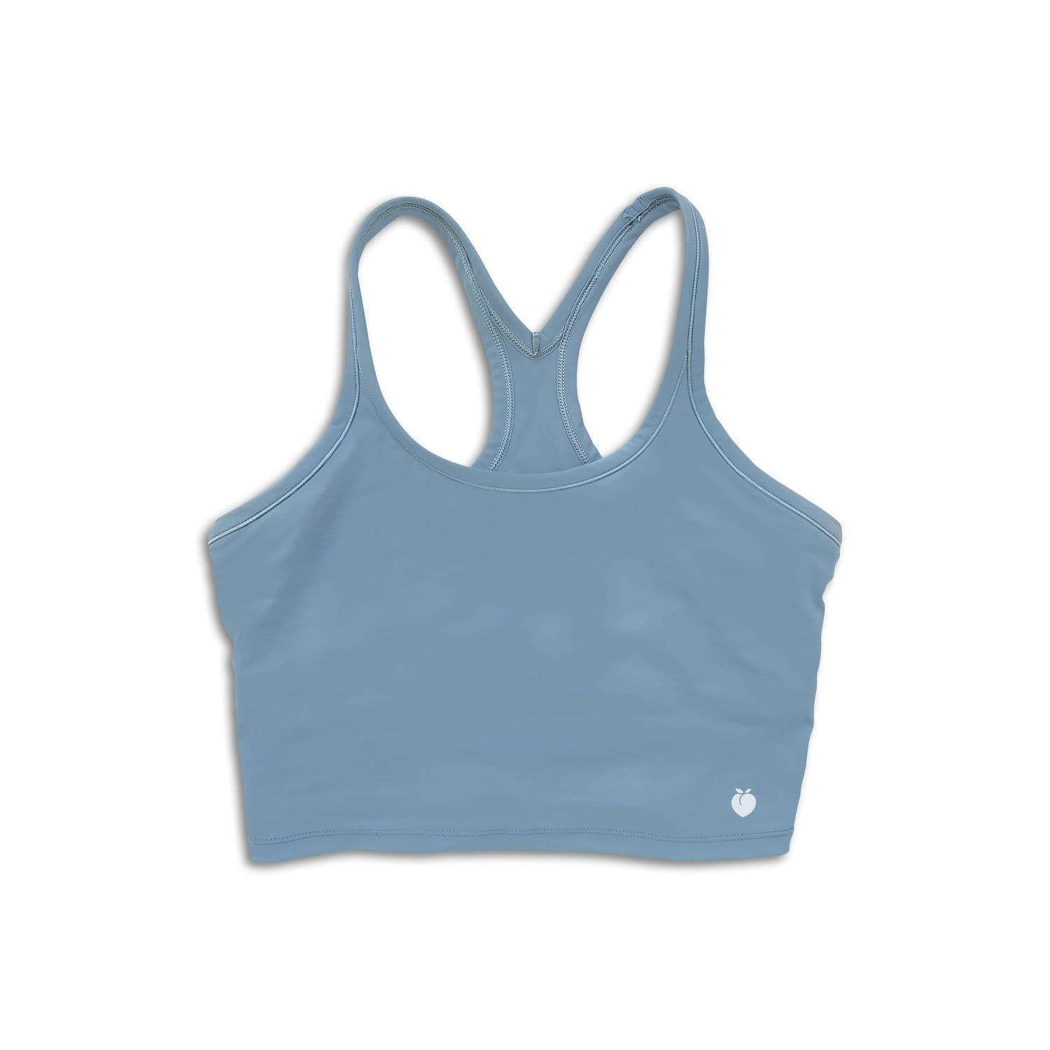 Alive Crop Tank - Ice