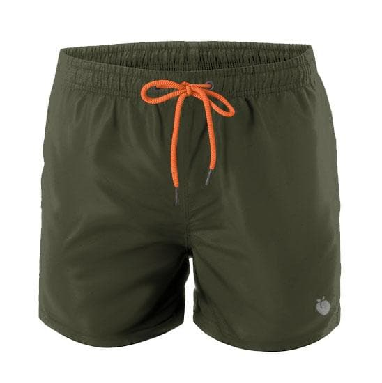 Men's Swim Trunks - Army Green