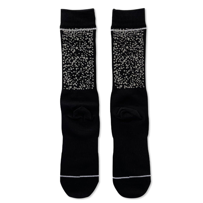 Reflective Socks - Black