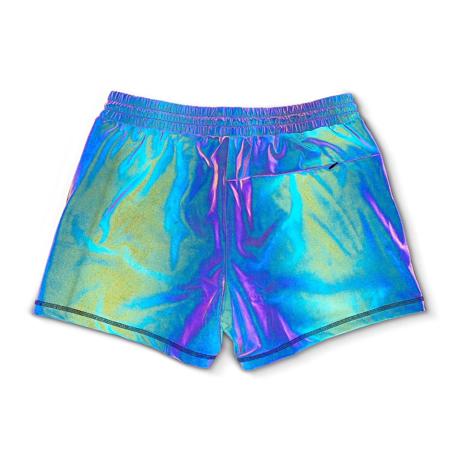Men's Active Liner Shorts 2.0 - Rainbow REFLECTIVE V2 (4-way stretch)