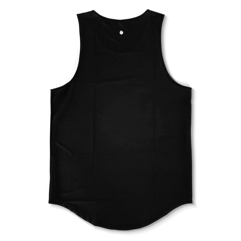 Men's Silver-Tech Tank - Black