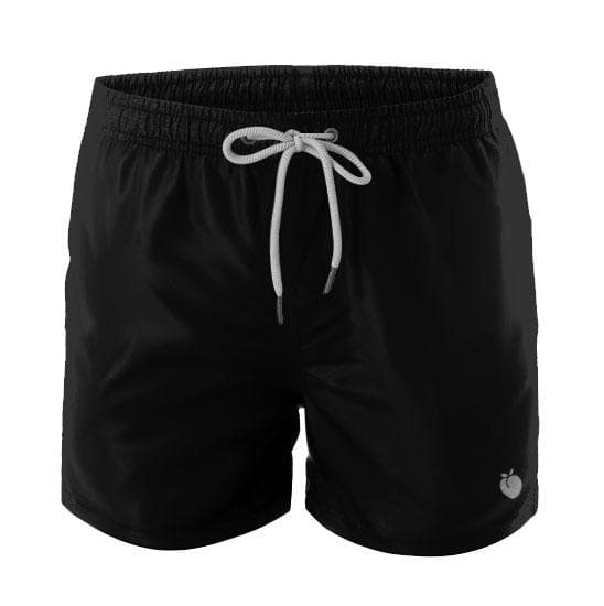 Men's Swim Trunks - Black