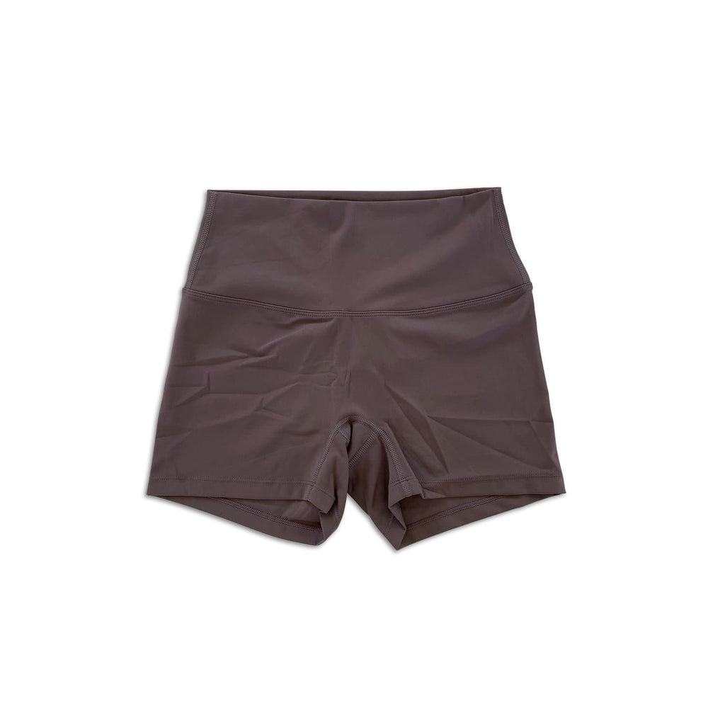 Bare Classic Conceal Active Shorts - Chocolate