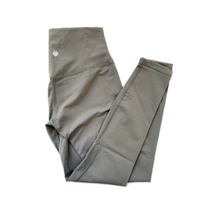 Bare Classic 7/8 Pant - Olive