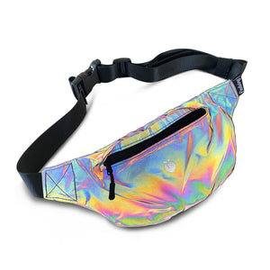 Fanny Pack - Rainbow Reflective