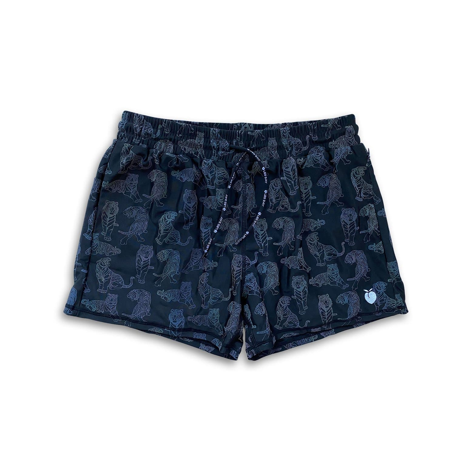 Men's Active Liner Shorts 2.0 - TIGER Reflective
