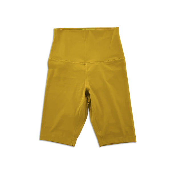 Biker Shorts - Golden