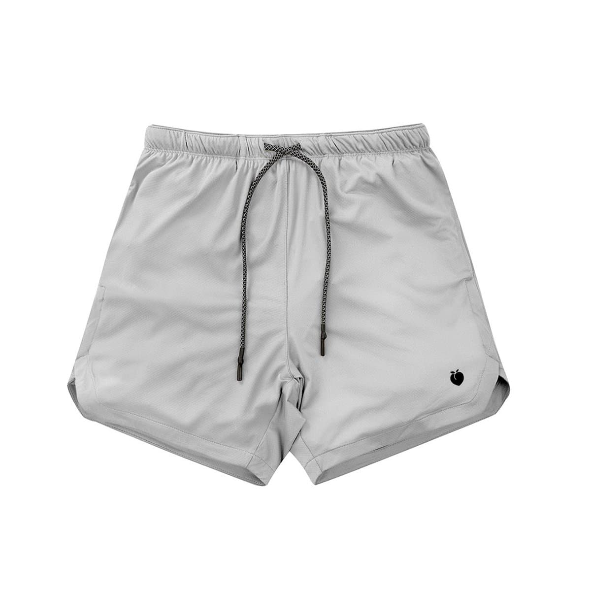 Men's Linerless Active Shorts - Grey