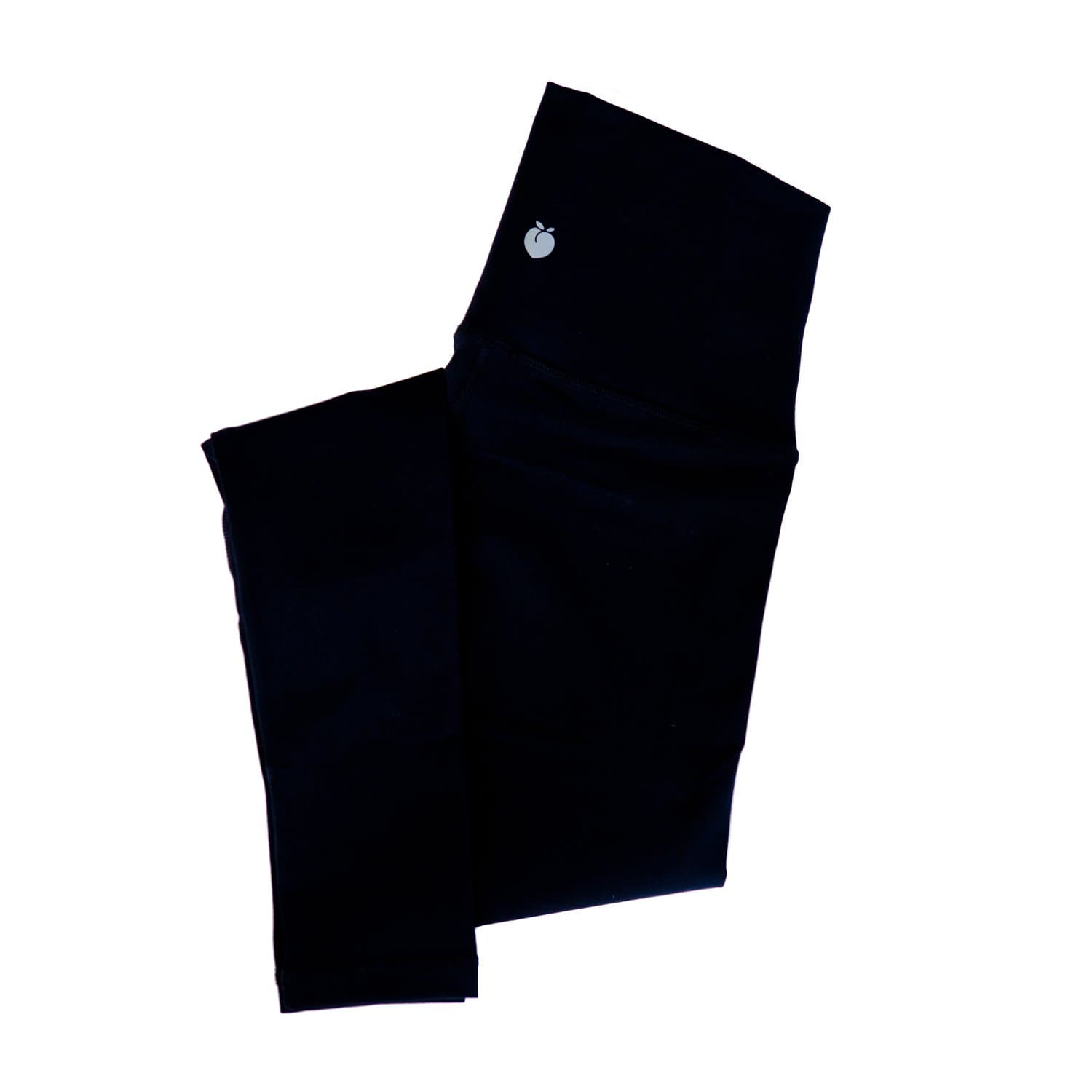 Black High & Mighty Full Length Pant
