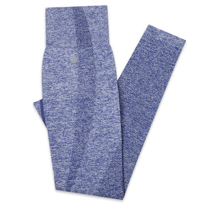 Flex Seamless 2.0 Leggings - Arctic Blue