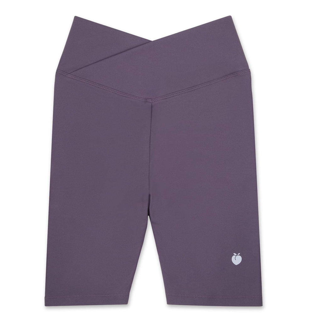 Women's Gather Shorts - Plum
