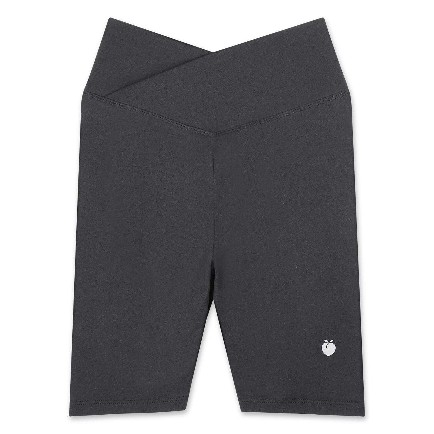 Women's Gather Shorts - Black