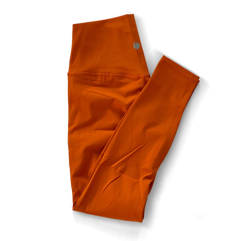 Bare Classic 7/8 Pant - Tiger Orange