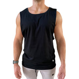 Men's Muscle Tank - Black
