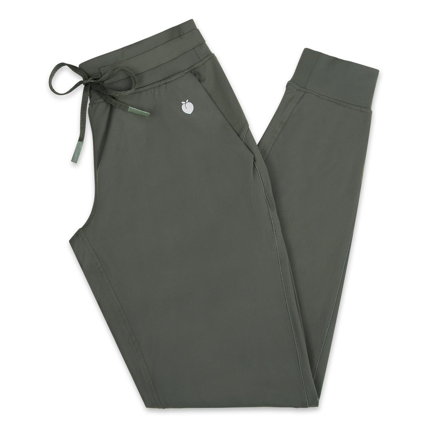 Women's Joggers - Forest Green