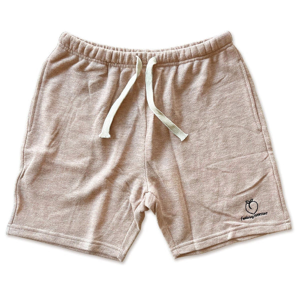 Men's EVERYDAY Basic Lounge Shorts - Peach