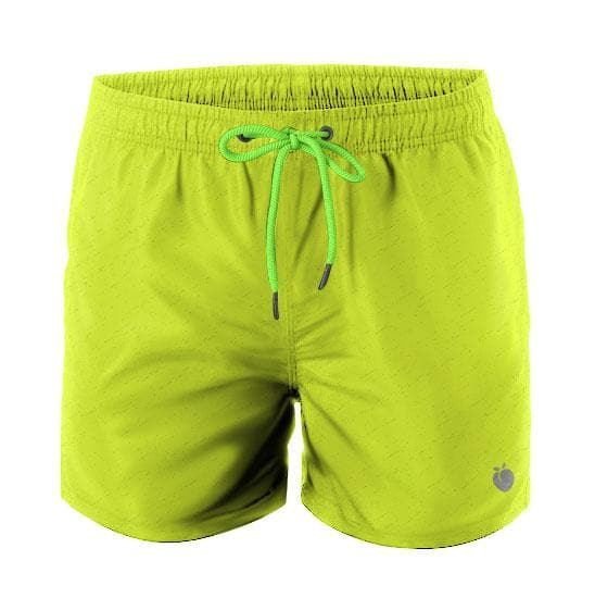 Men's Swim Trunks - Pineapple