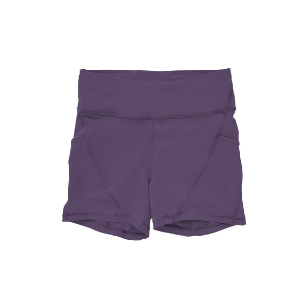 Ride Short - Plum