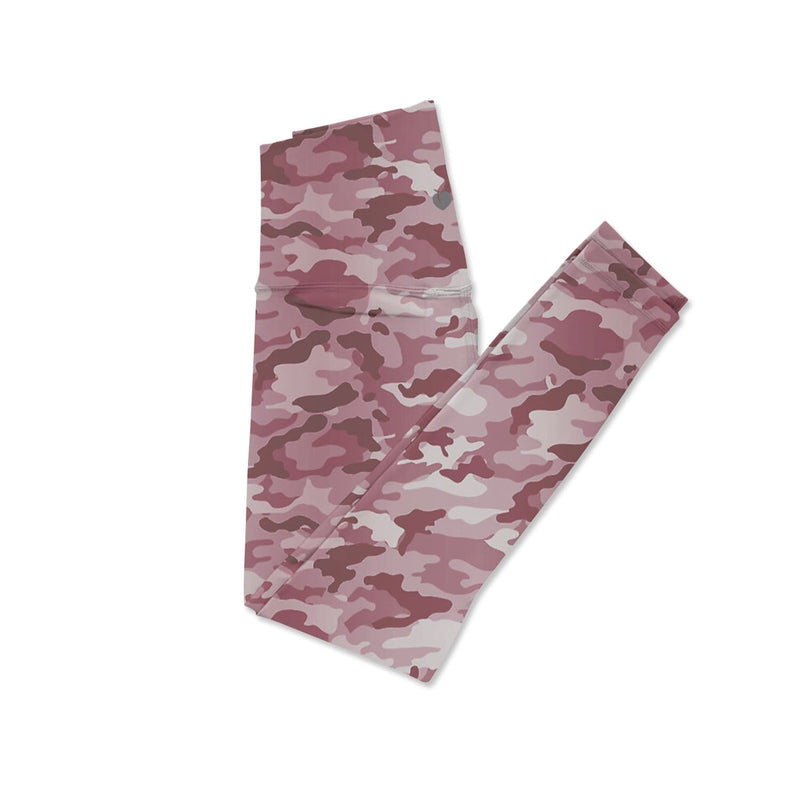 Classic Leggings - Rose Camo