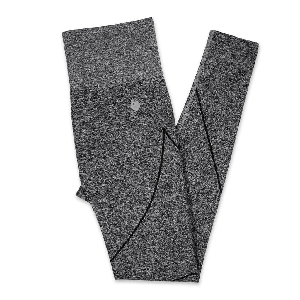 Charcoal Compass Seamless Leggings