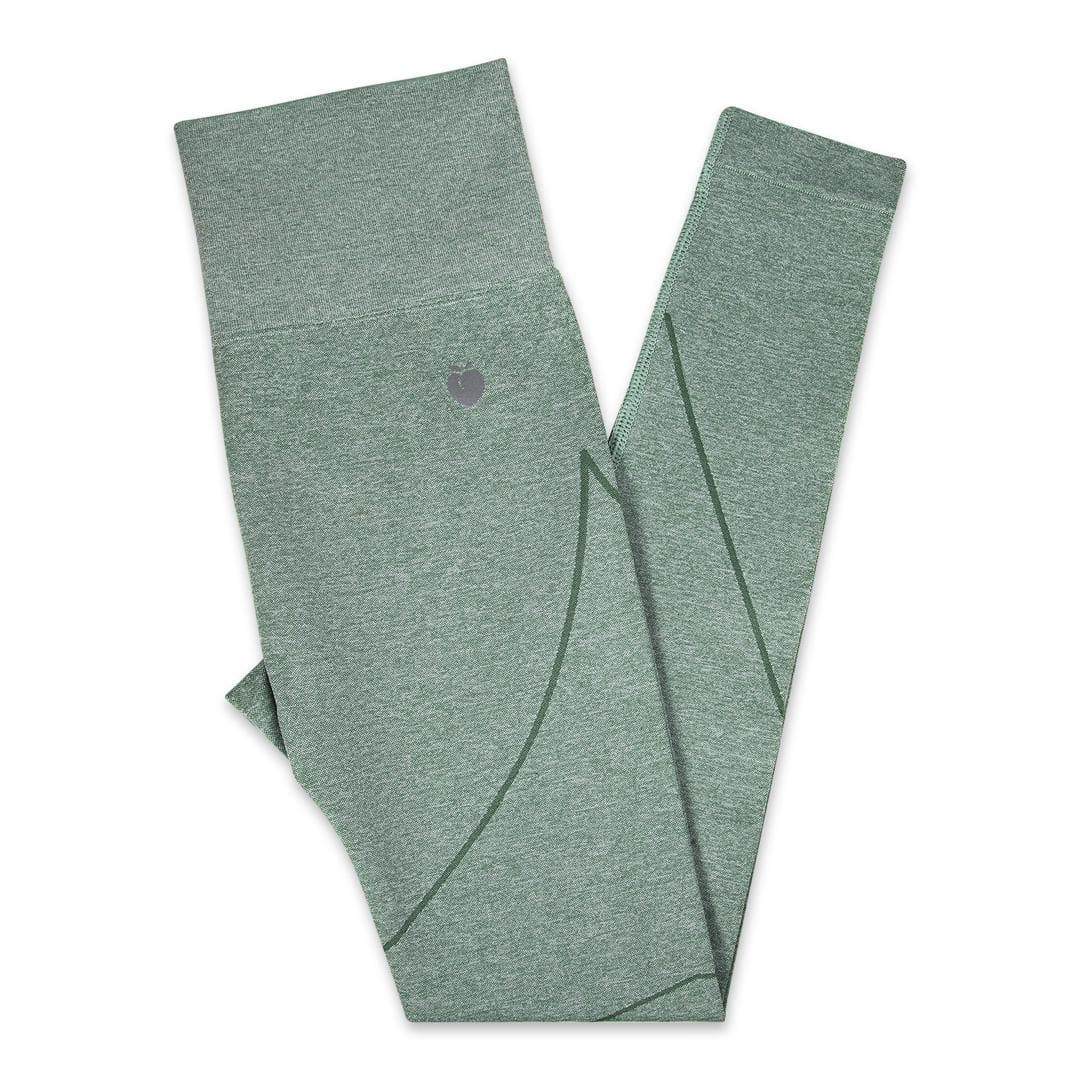 Mint Compass Seamless Leggings