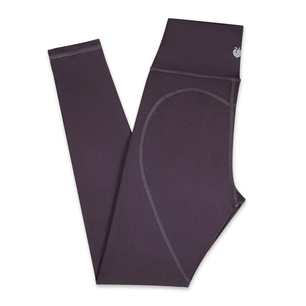 Dark Purple Peachy Heart Pant