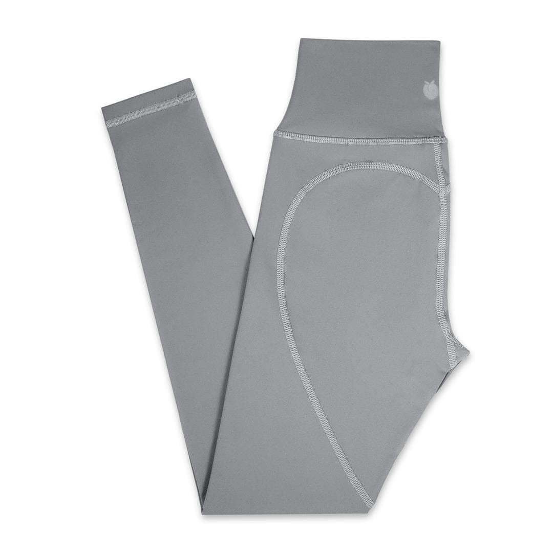 Gray Peachy Heart Pant