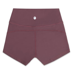 Women's Wine Active Shorts