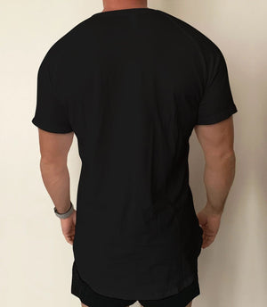 Men's Premium Active Tee - Black