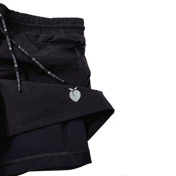 Men's Active Liner Shorts 2.0 - Black