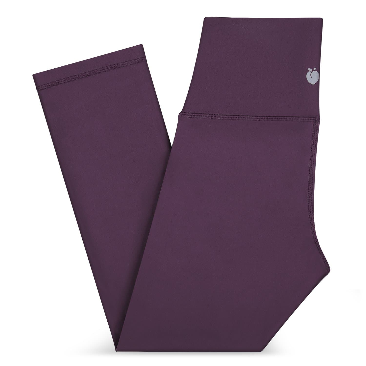 Dark Purple High & Mighty Crop Pant