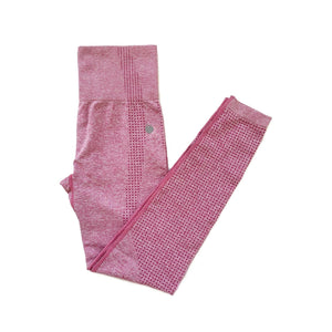 Define Seamless Leggings - Magenta