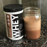 100% Grass-Fed Whey Protein - CACAO