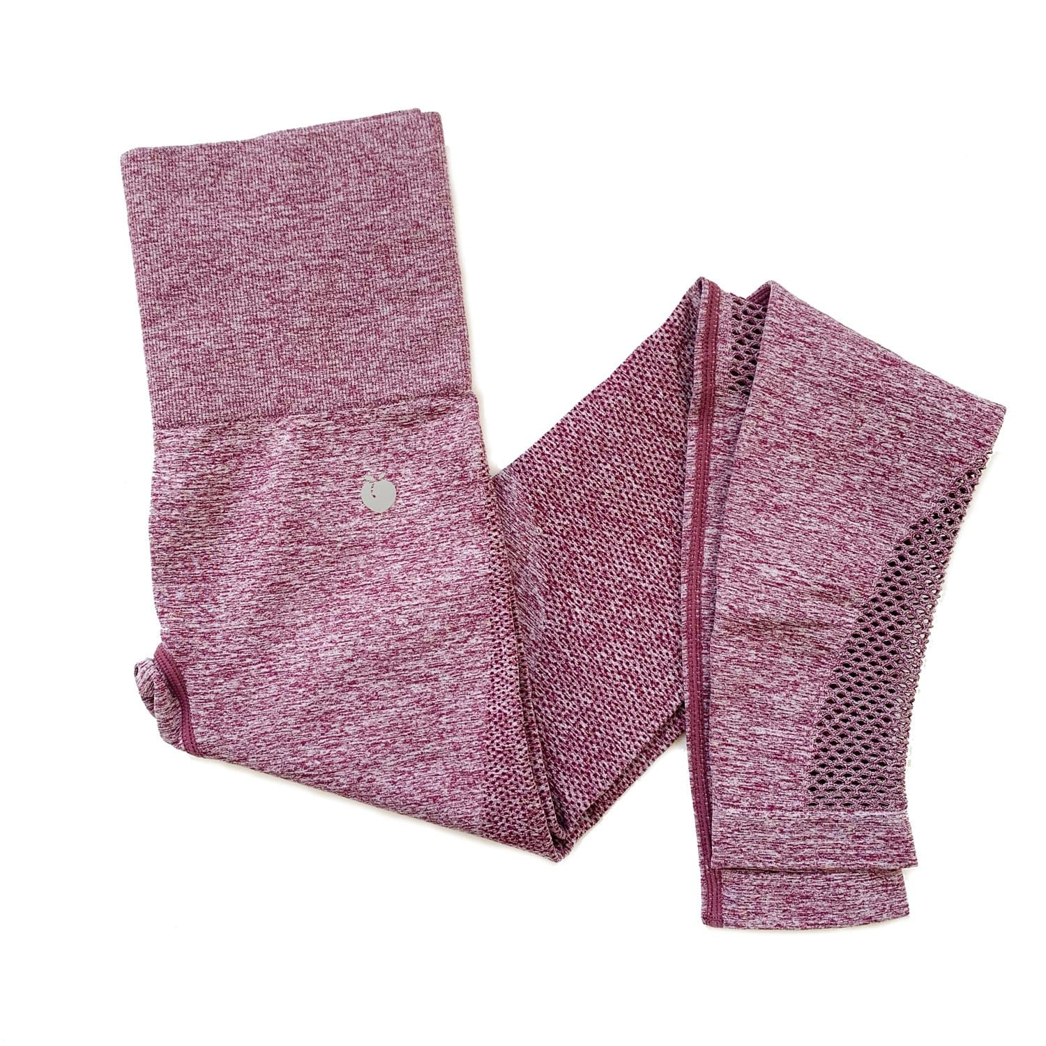 Flex Seamless Leggings - Purple Berry