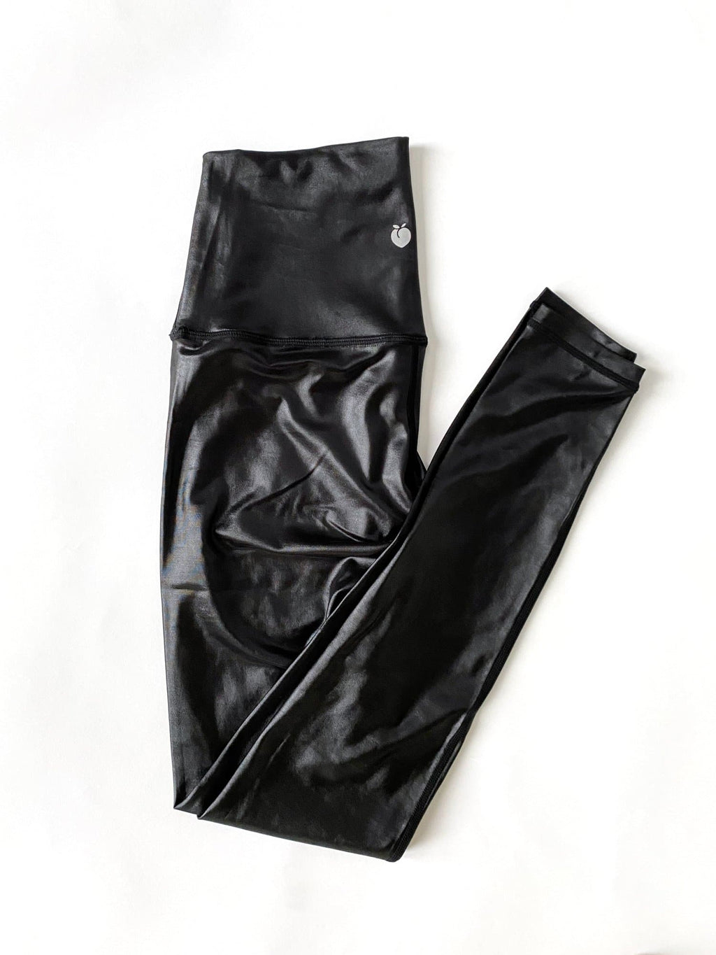 High Rise Flow Pant - Liquid Black