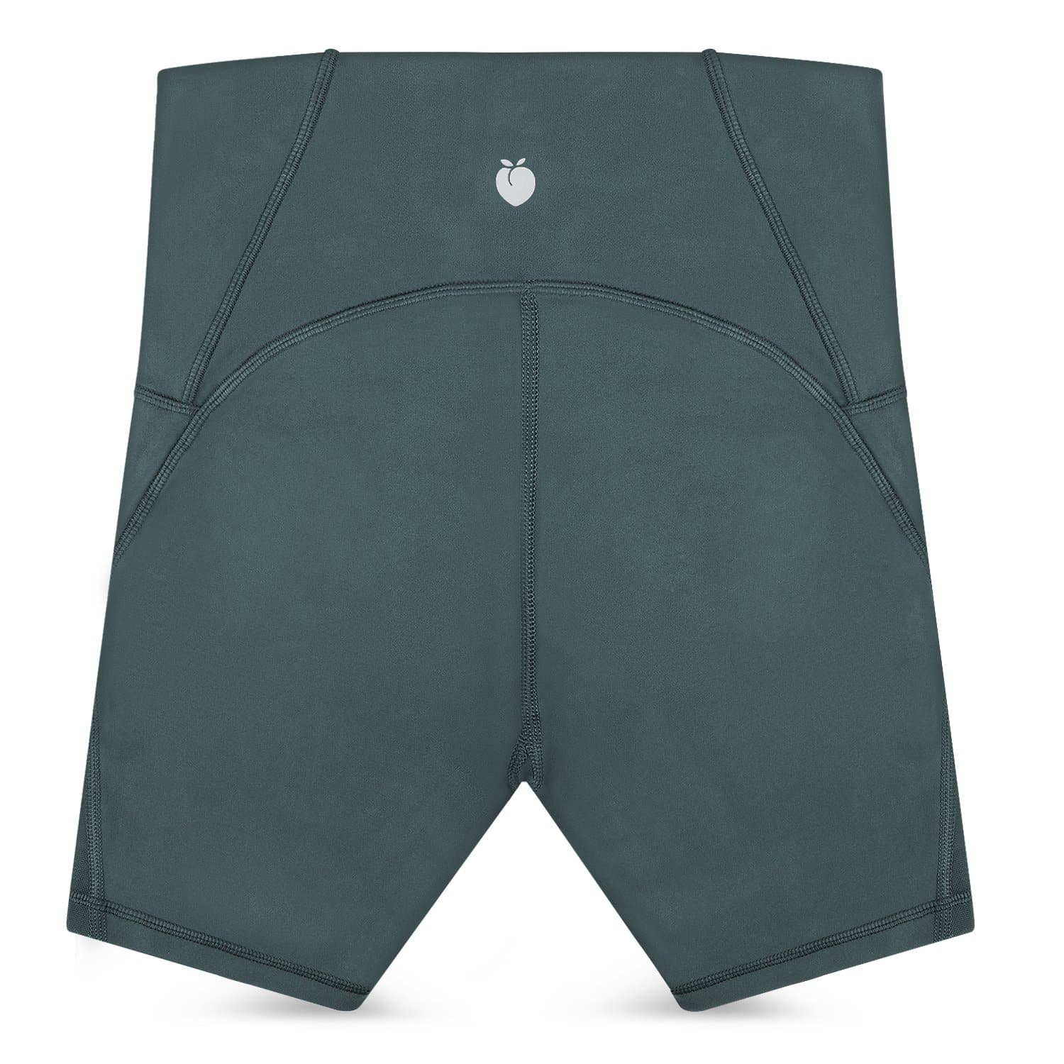 Women's Power Shorts - Forest Green