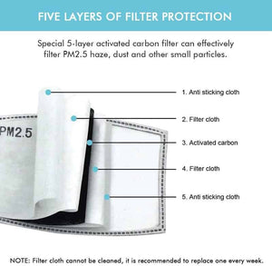 Mask Filters (20 pack)
