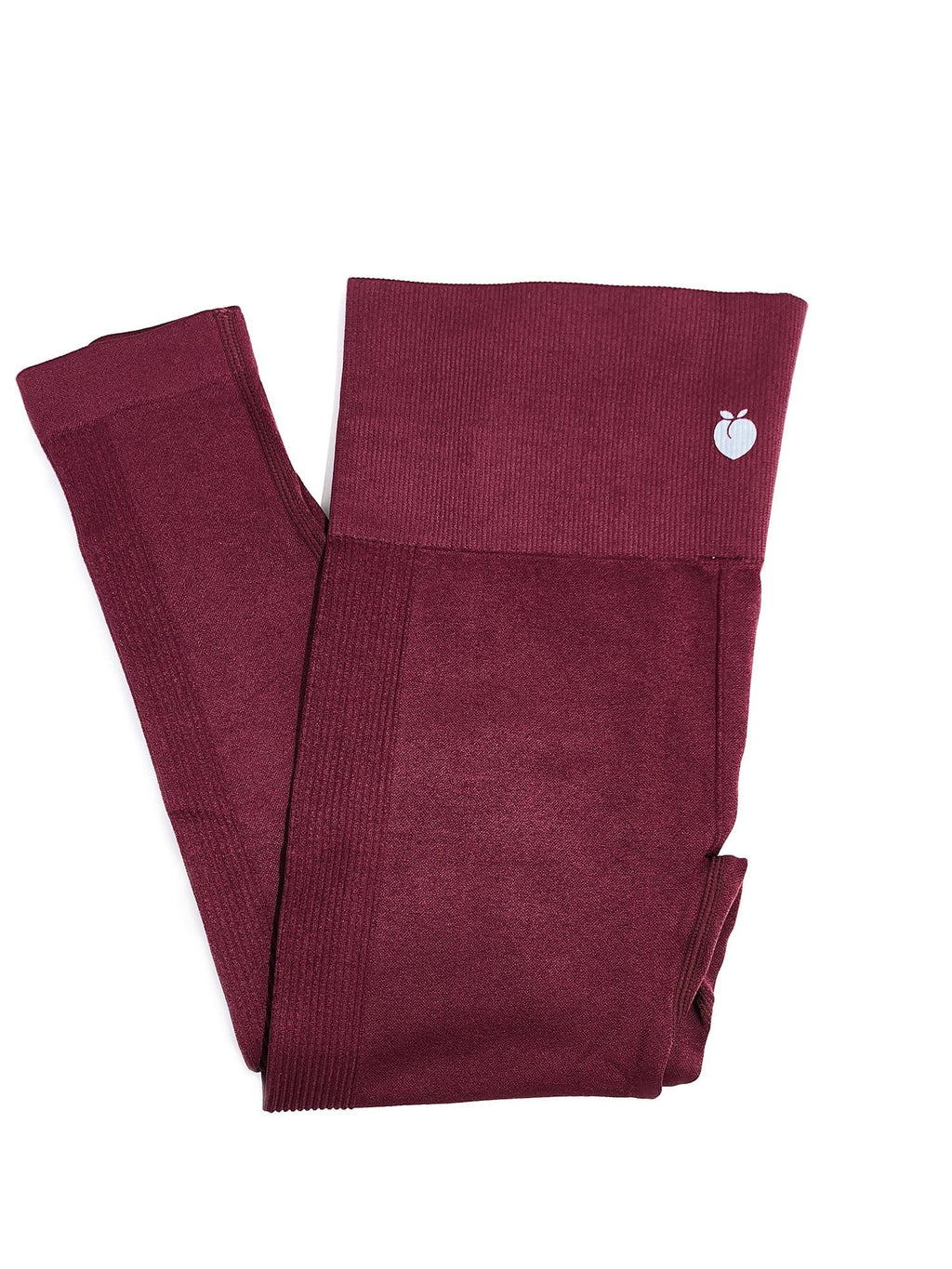 Wine Seamless Leggings