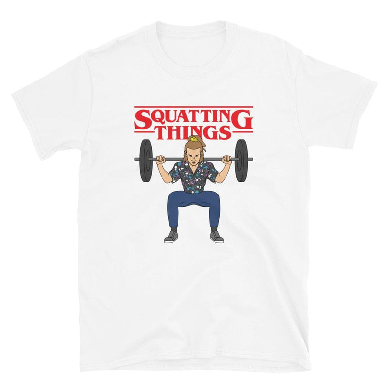 Eleven Squatting Things Unisex T-Shirt